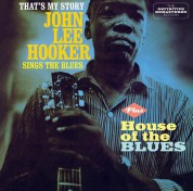 John Lee Hooker: That's My Story + House Of The Blues - CD