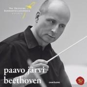 Paavo Järvi, Die Deutsche Kammerphilharmonie Bremen: Beethoven: Overtures - CD
