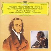 Charles Dutoit, London Philharmonic Orchestra, Salvatore Accardo: Paganini: Violinkonzerte No. 1+2 - CD