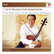 Yo-Yo Ma: Plays Cello Masterworks - CD
