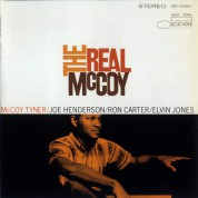 McCoy Tyner: The Real Mccoy - Plak