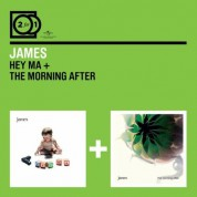 James: Hey Ma / The Morning After - CD