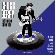 Chuck Berry: The Singles Collection (White Vinyl) - Plak