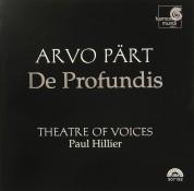 Theatre of Voices, Paul Hillier: Pärt: De Profundis - CD