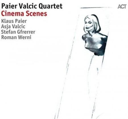 Paier Valcic Quartet: Cinema Scenes - CD