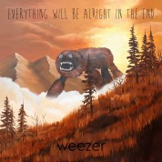 Weezer: Everything Will Be Alright In The End - CD