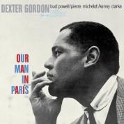 Dexter Gordon: Our Man in Paris - Plak
