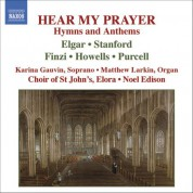 Hear My Prayer - Hymns and Anthems - CD
