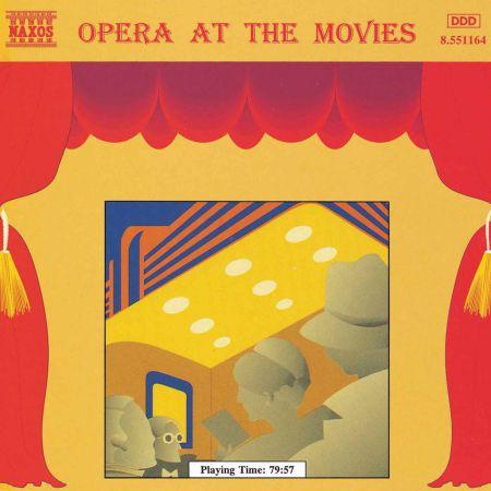 Opera At The Movies - CD