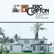 Eric Clapton: Give Me Strength: The '74/'75 Studio Recordings - CD