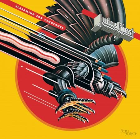 Judas Priest: Screaming For Vengeance - Plak