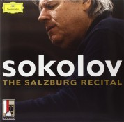 Grigory Sokolov: The Salzburg Recital - Plak