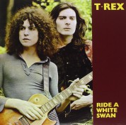 T. Rex: Ride A White Swan - Single Plak