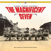 Elmer Bernstein: The Magnificent Seven - Plak