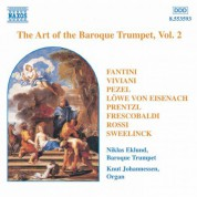 Baroque Trumpet (The Art Of The), Vol.  2 - CD