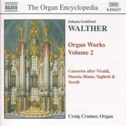 Walther: Organ Works, Vol.  2 - CD