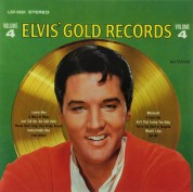 Elvis Presley: Gold Records Vol. 4 - Plak