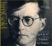 Trio Wanderer: Shostakovich / Copland: Piano Trios - CD