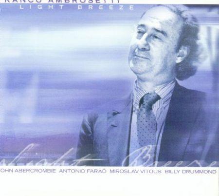 Franco Ambrosetti: Light Breeze - CD