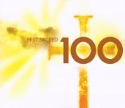 Çeşitli Sanatçılar: Best 100 - Sacred - CD