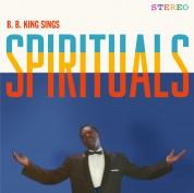 B.B. King: Sing Sprituals - Plak
