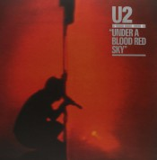 U2: Under A Blood Red Sky - Plak