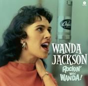 Wanda Jackson: Rockin' With Wanda! - Plak