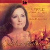 Sefika Kutluer: Vivaldi: 6 Concerti - CD