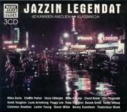 Çeşitli Sanatçılar: Jazzin Legeanat - 60 Kaikkien Aikojen Klassikkoa - CD
