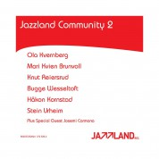 Çeşitli Sanatçılar: Jazzland Community - CD