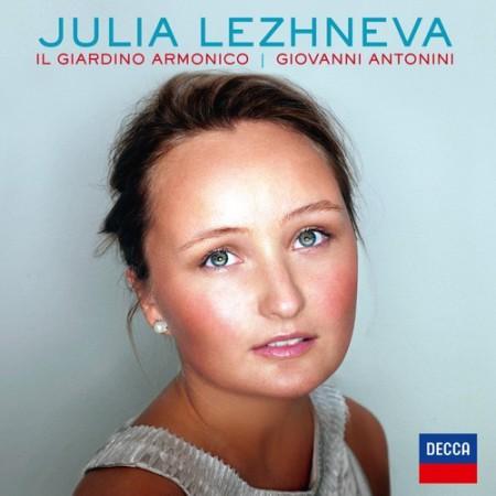Julia Lezhneva, Giovanni Antonini, Il Giardino Armonico: Julia Lezhneva - Alleluia / 4 Motets - CD