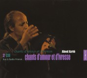 Abed Azrie: Chants d'Amour & d'Ivresse - CD