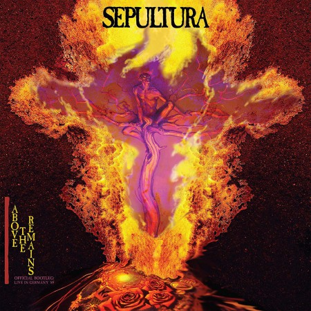Sepultura: Above The Remains Live '89 (Limited-Edition - Red Vinyl) - Plak