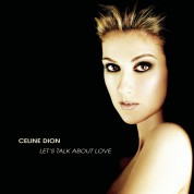 Celine Dion: Let's Talk About Love - Plak