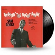 Sam Cooke: Twistin' The Night Away - Plak