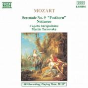 Mozart: Serenade No. 9, 'Posthorn' / Notturno - CD