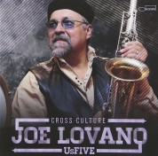 Joe Lovano: Cross Culture - CD