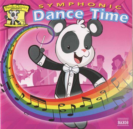 Çeşitli Sanatçılar: Panda Classics - Issue No. 3: Symphonic Dance Time - CD