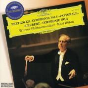 Karl Böhm, Wiener Philharmoniker: Beethoven, Schubert: Symphony No. 6, Symphony No. 5 - CD