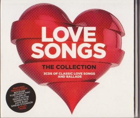 Çeşitli Sanatçılar: Love Songs - The Collection - CD