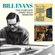 Bill Evans: The Complete Jerry Wald Sessions (12 Tracks Appear For The First Time Ever On CD!!!) - CD