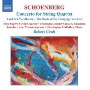 Robert Craft: Schoenberg, Vol. 2 - CD