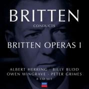Benjamin Britten: Britten Conducts Britten Operas I - CD