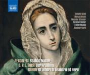 Elisabeth Scholl: Pergolesi: Stabat Mater - Bach: Der Frühling - CD