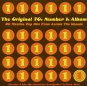 Çeşitli Sanatçılar: The Original 70's Number 1 - CD