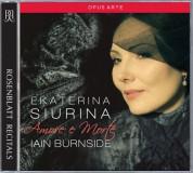 Ekaterina Siurina: Amore e Morte - CD