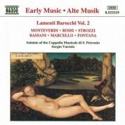 San Petronio Cappella Musicale Soloists: Lamenti Barocchi, Vol.  2 - CD