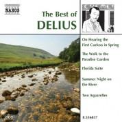 Çeşitli Sanatçılar: Delius (The Best Of) - CD