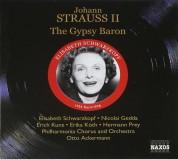 Elisabeth Schwarzkopf, Otto Ackermann: Johann Strauss II: The Gypsy Baron (Der Zigeunerbaron) - CD