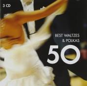 Çeşitli Sanatçılar: 50 Best Waltzes & Polkas - CD